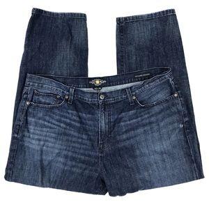 Lucky Brand 429 Classic Straight Leg Jeans